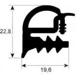 Garnitura usa cuptor RATIONAL, profil 2250, lungime520mm, latime-470mm. Cod catalog producator 5105.1001. Pentru modelele CCC61, CCD61, CCM61
