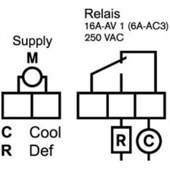 Timer defrost BIGATTI tip SB3.81
