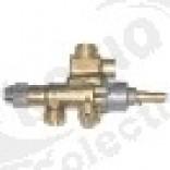 Robinet de gaz PEL22S/V - Electtrobar