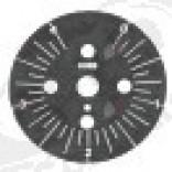 Disc indicator, 4 min