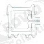 Rezistenta 2750 W, 230/400 V