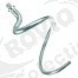 Spirala malaxor aluat, H 360 mm