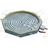 Rezistenta octogonala cu laturile de 300mm, 2 circuite, putere 3400W, alimentare 230V