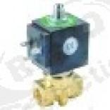 Electrovalva 3 Cai, 230 V, deschidere nominala 2,5 mm, priza DIN,Unic
