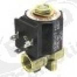 "Electrovalva 2 Cai, 24V, CA, racord 1/4"", L 38 mm, deschidere nomi"