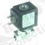 Electrovalva, 2 Cai, INOX, 230 V, deschidere nominala 5,5 mm, OD