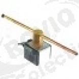 Electrovalva, NC, model YB09 cu cablu, 230 V, gama de presiune 0