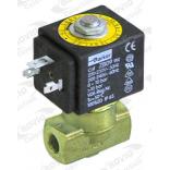 "Electrovalva PARKER serie tip VE-146, DN (deschidere nominala) - 2,5mm, bobina tip ZB09, alimentare 24V/AC, conectare intrare/iesire- 1/8"", termperatura de lucru -20° la 130 °C"