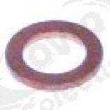 Garnitura cupru, diametru o 10 x 6 mm, grosime 1 mm