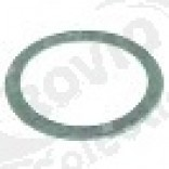 Garnitura fibra o 65 x 56 mm, grosime 2 mm