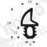 Garnitura termica usa cuptor profil 2755, lungime 2780 mm