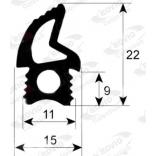 Garnitura usa cuptor, UNOX, BISTROT, GOURMET, BAKE OFF, profil 2769 - vanzare la metru