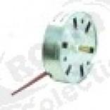 Motor timer FIBER M51BJ0L6400, 230V, o 50x15mm