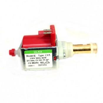 Pompa ULKA EX5 de apa,  vibratoare-vibratie,  230 V, 48 W, 50 Hz. Pentru expresoare Faema, Gaggia, La Pavoni