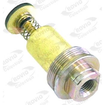 Supapa magnetica pentru valva termostata (temostatica) de gaz SIT, MINISIT