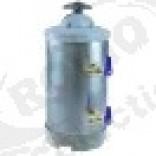"""Dedurizator manual 8 litri cu 2 robineti 3/4"""""""
