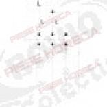 Regulator de energie 240V, 13 A, rotatie antiorara