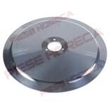 Cutit lama disc pentru feliator o 300 x 40 mm, 3 gauri de fixare