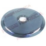 lama disc feliator Sirman, diametru exterior  275mm, diametru gaura 40mm, 3 gauri, diametru interior 218mm, inaltime 21.5mm, C45 Standard
