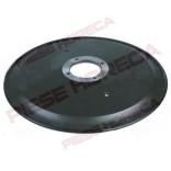 Disc feliator teflonat  300mm, gaura centrala de fixare de 57mm, diametrul interior de 254mm, inaltime de 22.5mm, PTFE 100Cr6. Pentru feliatoare SIRMAN.