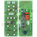 Placa electronica  PCB, pentru cuptor cu convectie , convectomat, FOINOX modelele FC06EA, FC06EDG, FC06SEDG, FC06SEA, FC06SE, FC06GDG
