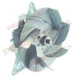Ventilator aer cald pentru dulapuri calde Köhler Esback. Ventilator tip EBM-PAPST tip R2K150-AA21-13, turbina turnata din aluminiu cu diametrul de 150mm, distanta intre gaurile de fixare(L4) 157mm, putere 47W, alimentare 220-230V