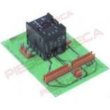Placa electronica tip B6-30-10-P pentru masina de curatat cartofi FIMAR PPN10M40050T, Serial Number 5072509, L 150mm, W 100mm