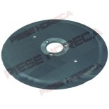 Disc feliator Cookmax, Omas, Sirman, diametru 250mmx40mm, 3 gauri, diamentru intern 210mm, inaltime 17.5, PTFE 100Cr6