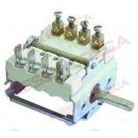 Comutator, cheie comanda grill BERTOS cod producator 22050300